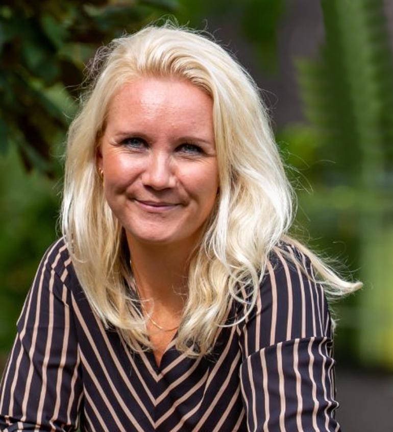 Nancy van der Oost